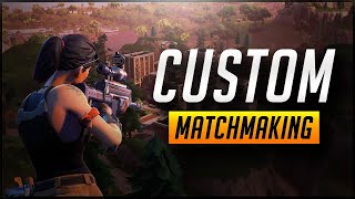 🔴 (EU) CUSTOM MATCHMAKING 4th ZONE RULES