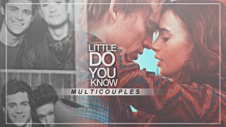 Download » Multicouples | Little Do You Know [collab] MP3 song and Music Video