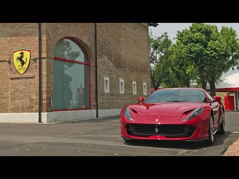 Ferrari 812 Superfast FAST At Fiorano