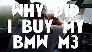 Why did i buy this thing? bmw e92 m3