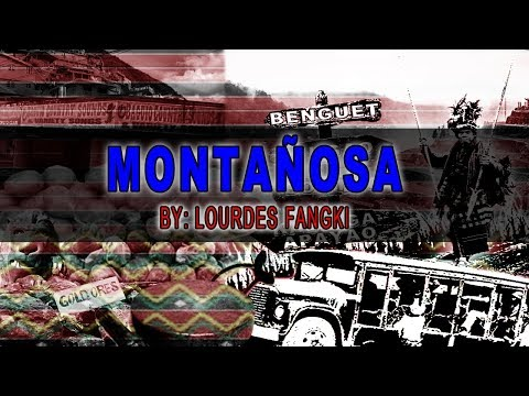 Cordillera Song Montañosa Lyrics - Tagalog Translation