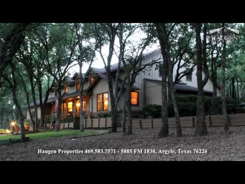Haugen Properties - 5885 FM 1830, Argyle, Texas, 76226