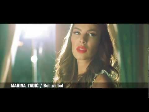 Marina Tadic - Bol za bol OFFICIAL VIDEO HD