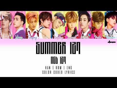 NCT 127 – SUMMER 127 (Color Coded Han|Rom|Eng Lyrics)