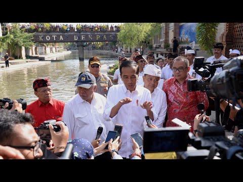 Keterangan Pers Presiden RI Tentang Panitia Seleksi Calon Pimpinan KPK, Denpasar, 18 Mei 2019