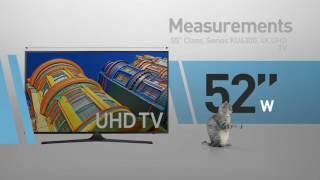 SAMSUNG UN55KU6300 ( KU6300 ) 4K UHD TV // FULL SPECS REVIEW #SamsungTV