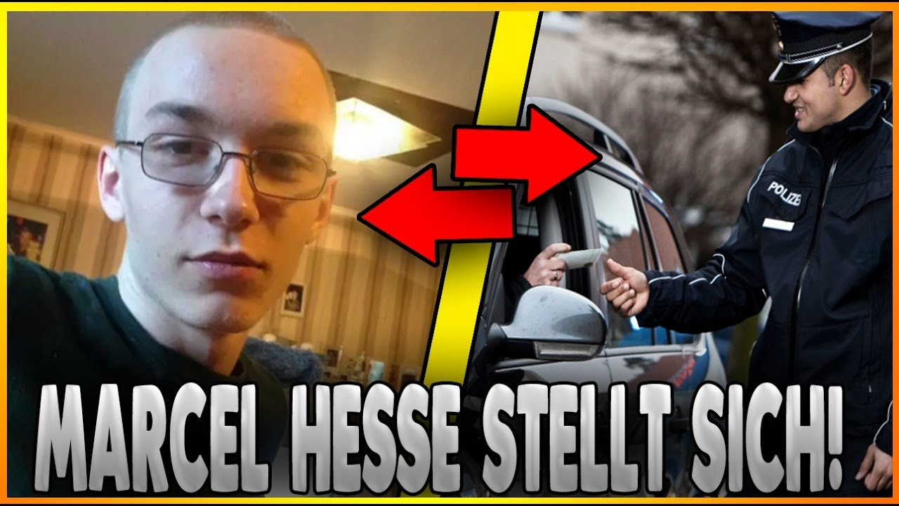 Fahndung Marcel Hesse