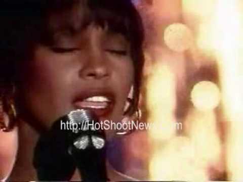 Boy Sings Like Whitney Houston (Video)