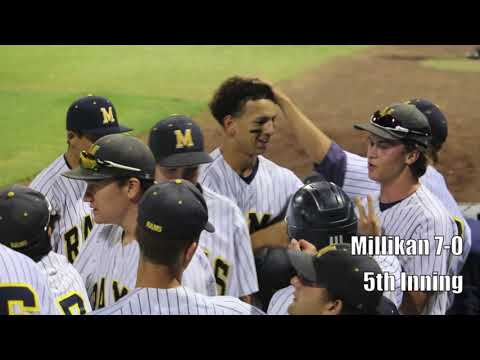 High School Baseball: Millikan vs. Long Beach Poly