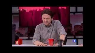 """Jose Mota - Pablo Iglesias y Pedro Sánchez en """"Al rojo vivo"""""""