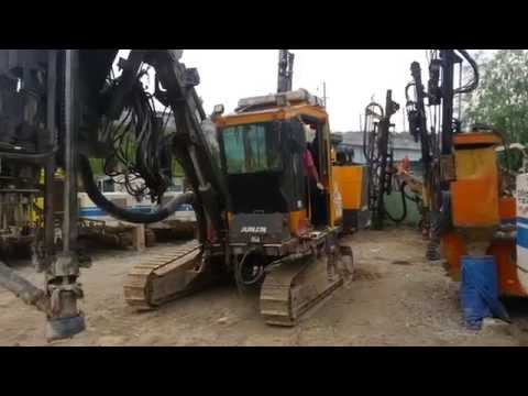 [ Winwin Used Machinery ] Used Drilling Rig JUNJIN JD800E 2011yr For Sale