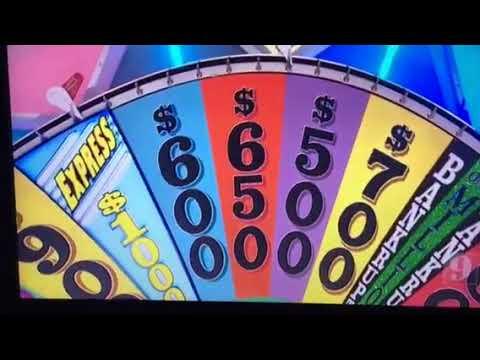 Biggest Wheel of Fortune Fail EVER | Flamenco Flamingo - 4-9-2018