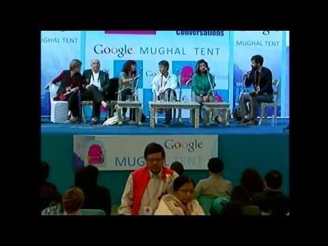 EWWC 2013 Jaipur - Soueif, Ben Jelloun, Aslan & Dabbagh -- A National Literature?