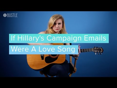 I Love Country Music Hillary Clinton