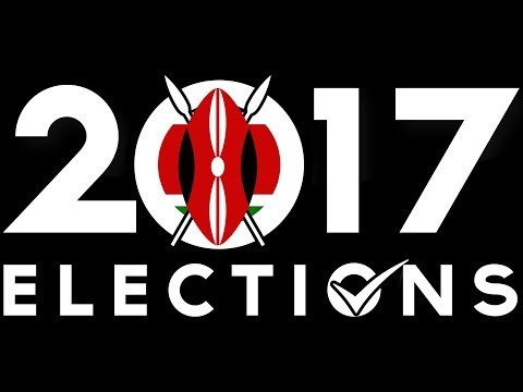 Kenya election 2017 results announcement