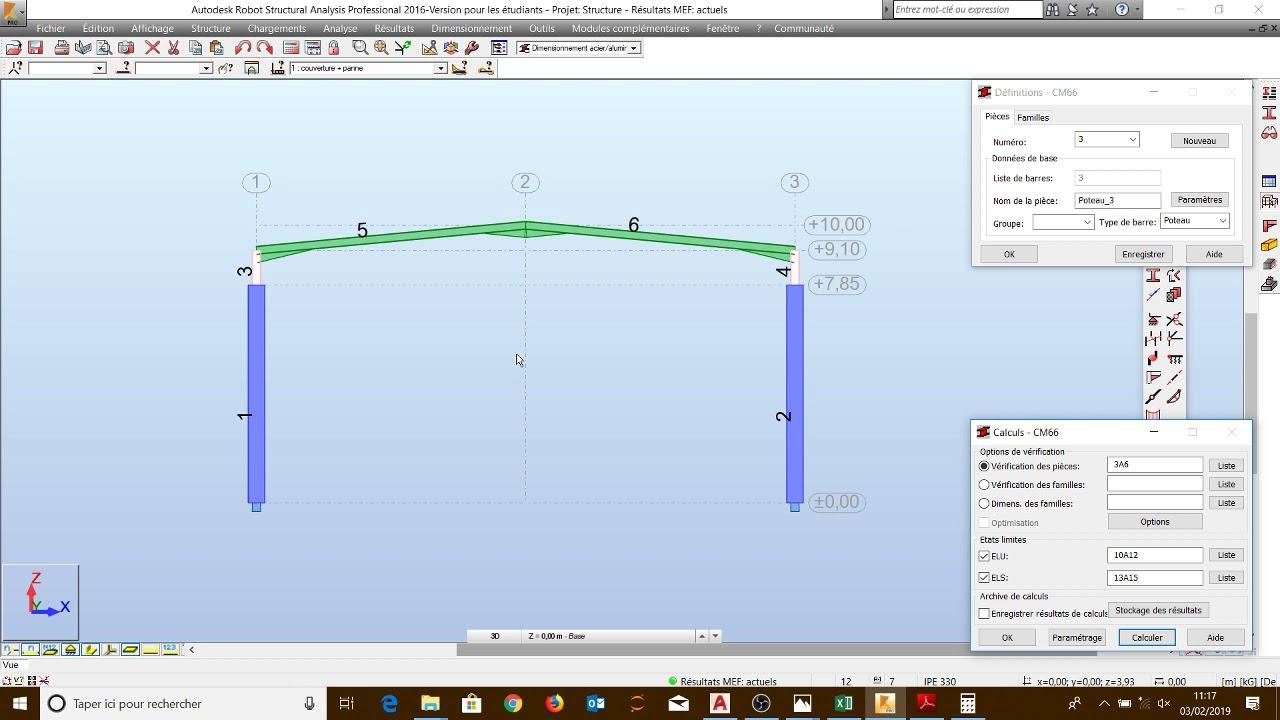 Formation Charpente métallique : Partie 7