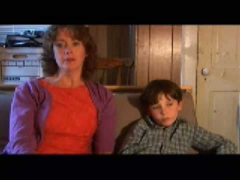 Seamus Davey Fitzpatrick on a  with his mom