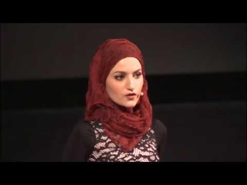 Finding Home Through Poetry | Najwa Zebian | TEDxCoventGardenWomen