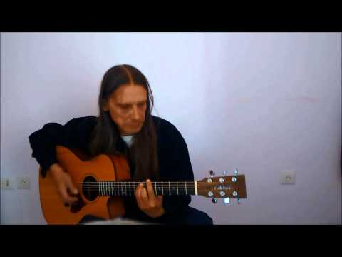 Bird of Paradise - Fingerstyle Guitar - Snowy White