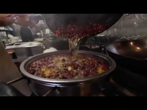 Sichuan Water Boiled Fish With Chili Oil