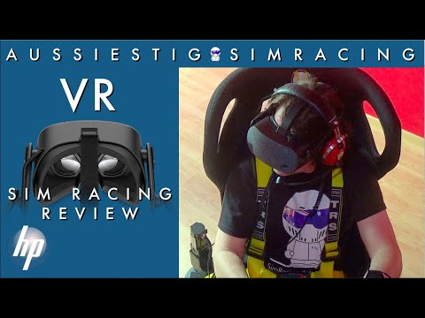 AussieStig's Review Of The HP Reverb Pro VR Headset