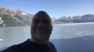 Port Monkeys at Hubbard Glacier