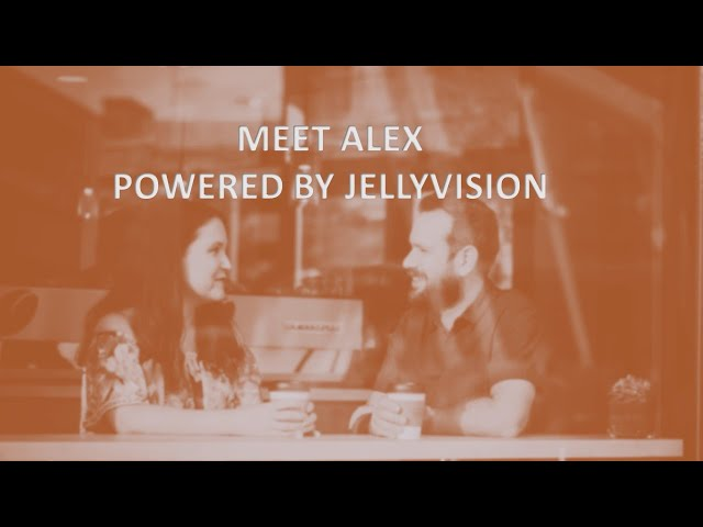 Meet Alex: Powered by Jellyvision