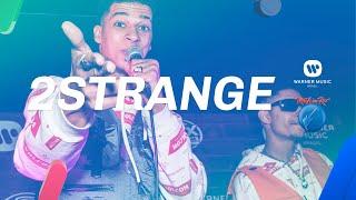 Baixar 2Strange ao vivo no stand Warner Music Mix FM (Rock in Rio 2019)