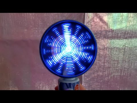 Animated LED Show Frozen 2 Disney Lights Up Through Fan Magical Movie For Kids