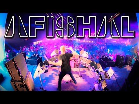 AFISHAL remixing Martin Garrix, Knife Party & Martin Solveig LIVE