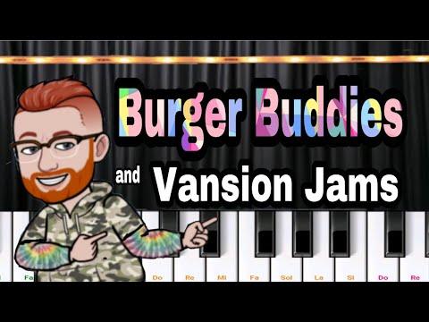David Fish + Lyric Moon 🔴 Burger Planet LIVE Daily Vlog