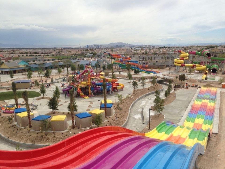 Las vegas amusement parks