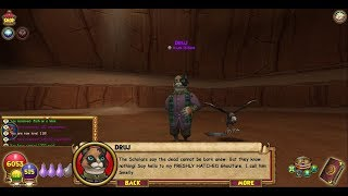 wizard101 ghultures hoard