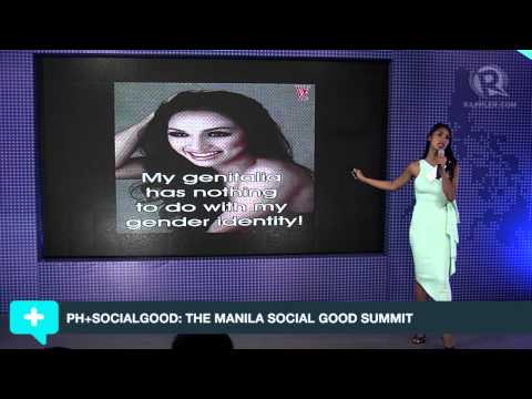 Geena Rocero on Identity & Social Media