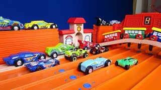 Hot Wheels Wooden Cars for Thomas The Tank Engine Wooden Compatable Tracks, wooden hot wheels cars