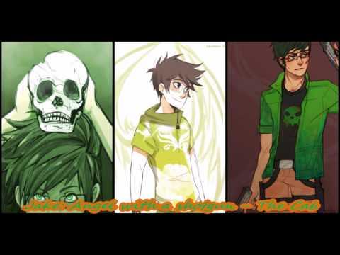 Homestuck character theme songs (all kids & trolls)