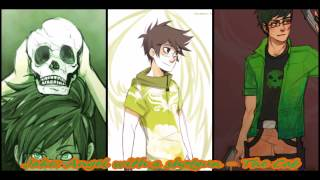 Repeat youtube video Homestuck character theme songs (all kids & trolls)