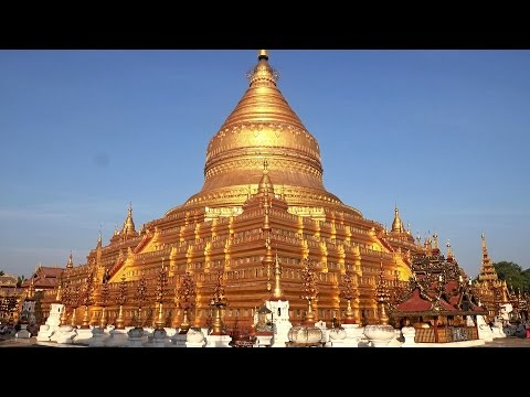 Temples of Ancient Bagan, Myanmar in 4K (Ultra HD)