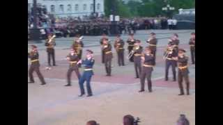 Military Orchestra of Khabarovsk feat Lady Gaga and Psy