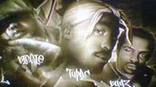 Tupac Feat. Akon - Locked Up Remix