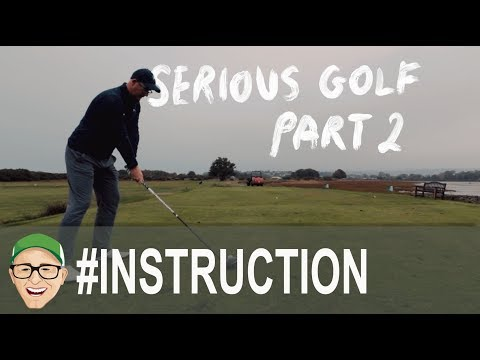 MARK CROSSFIELD SERIOUS GOLF PART 2