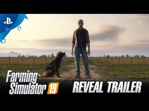 Farming Simulator 19 - Reveal Trailer | PS4