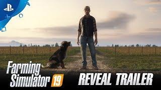Farming Simulator 19 - Reveal Trailer | PS4