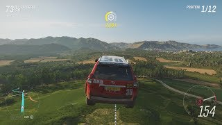 """Forza Horizon 4 - Final Cross Country Racing Event """"The Titan"""" with Toyota AT37"""