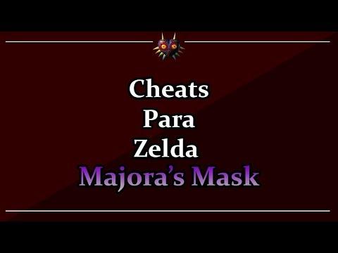 Cheats para Zelda Majoras Mask\Tutorial de como usar cheats