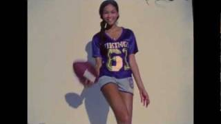 VS Pink: NFL Collection 2011/2012 - Behind-The-Scenes