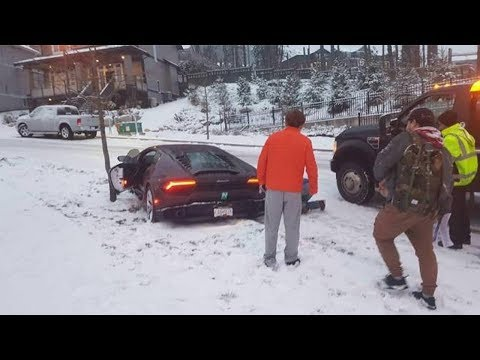 How To Not Drive Your Car In Winter 2019