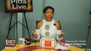"TaSheekia Perry, Host, ""Girl Talk on Lee Pitts Live on FOX 4"