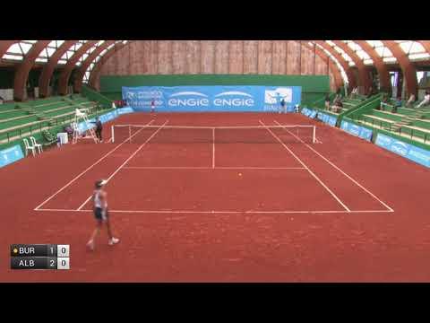 Burillo Escorihuela Irene v Albie Audrey - 2017 ITF Biarritz