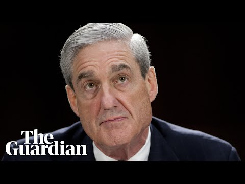 Special counsel Robert Mueller delivers first statement on Trump-Russia investigation – watch live